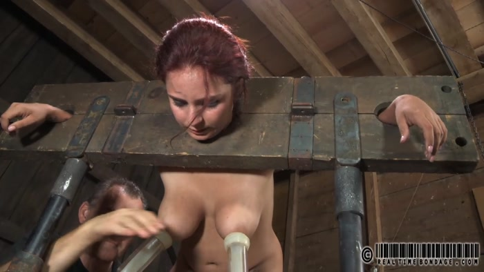 Milking Machine Torture Ashlee Graham