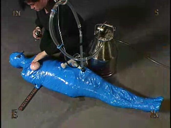 Torture milking machine (Insex - Spacegirl, Donna)