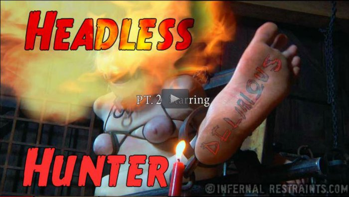 20141212 Infernalrestraints Delirious Hunter