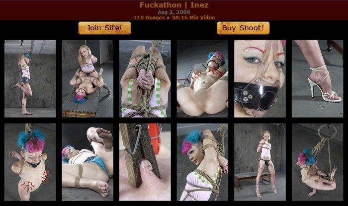 20060802 HardTied - Fuckathon, Inez, Sarah Jane Ceylon