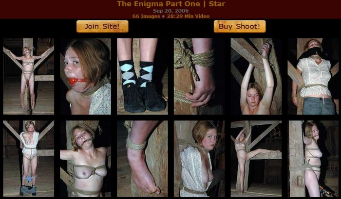 20060920 HardTied - The Enigma Part One, Star