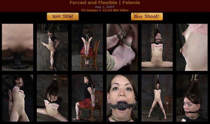 20070801 HardTied - Forced and Flexible, Felonie
