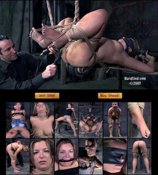 20091230 HardTied - Pain Slut, Sammi Sui