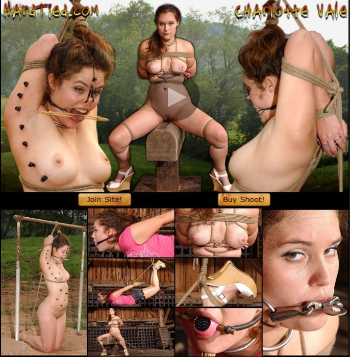 20100818 HardTied - Delusions Part One, Charlotte Vale