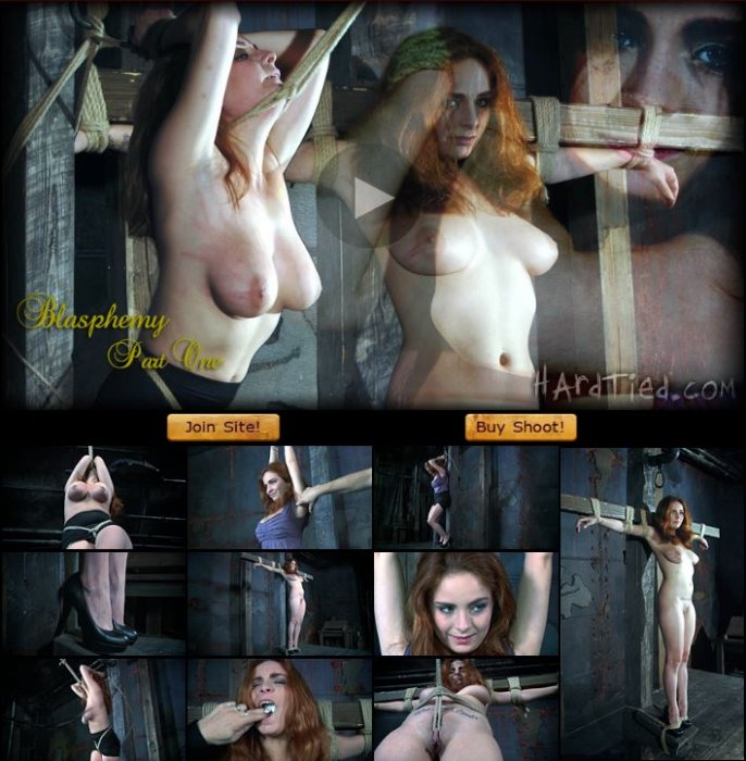20110420 HardTied - Blasphemy Part One, Ashlee Graham