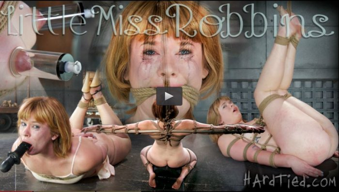 20141119 HardTied - Little Miss Robbins, Claire Robbins, Jack Hammer