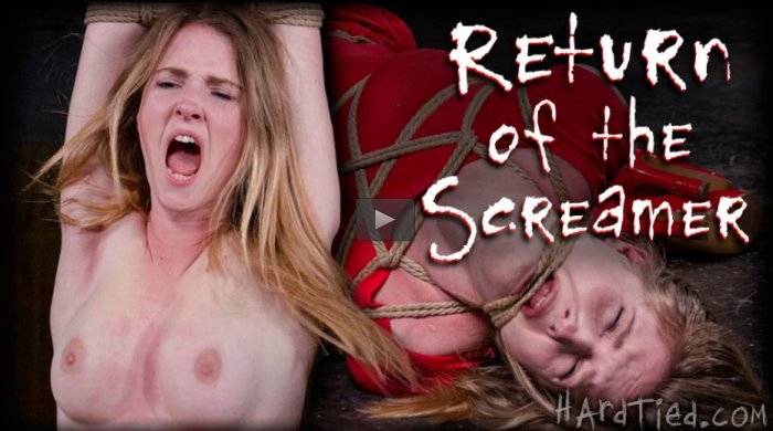 20150624 HardTied - Return of the Screamer, Ashley Lane, Jack Hammer