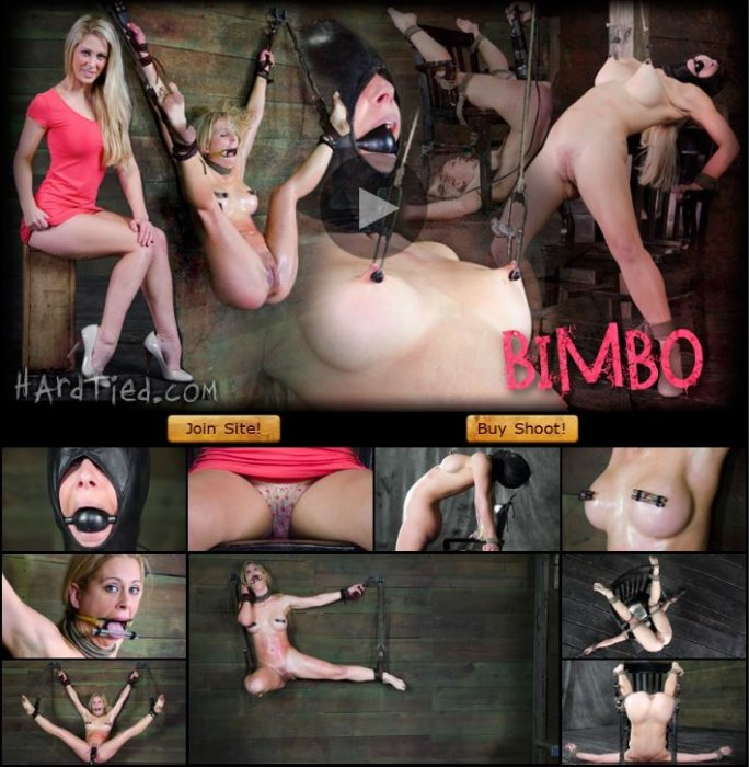 20131225 HardTied - Bimbo, Cherie DeVille, Matt Williams