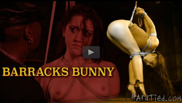 20150930 HardTied - Barracks Bunny, Mandy Muse, Jack Hammer