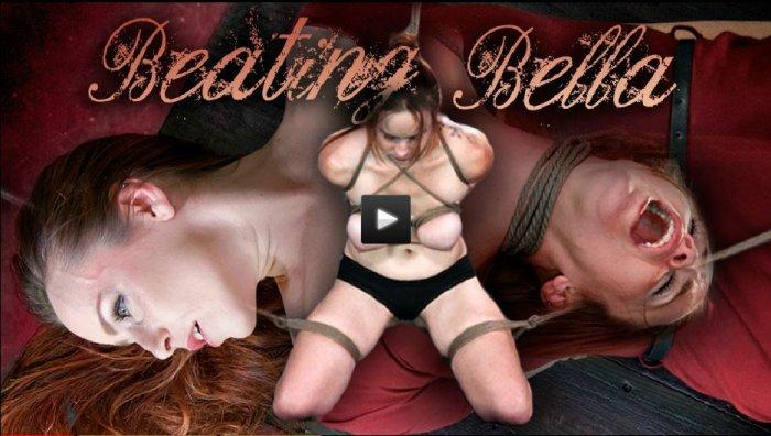 20141001 HardTied - Beating Bella, Bella Rossi, Jack Hammer