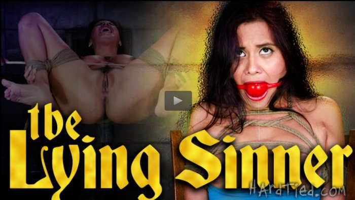 20141231 HardTied - The Lying Sinner, Selma Sins, Jack Hammer