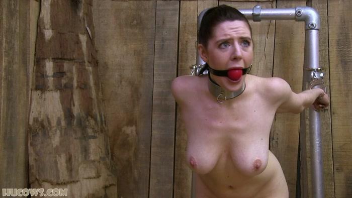 Hucows - Samantha � Scared HuCow HD (462 MB)